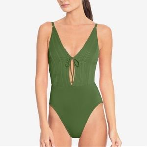 Robin Piccone - Lily Plunge One-Piece